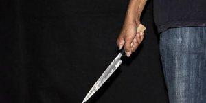 Kars'ta tartıştığı karısını bıçaklayan adam yakalandı
