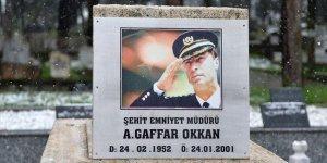Gaffar Okkan ölümünün 20. yılında anılıyor