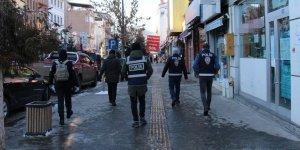 Kars'ta Covid-19 uygulamaları devam ediyor