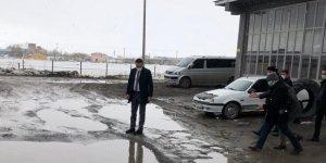 Deva Partisi Kars'ta Sanayi Esnafının Sorunlarını Dinledi