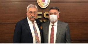 Kars esnafının sorunları Ankara'ya taşındı