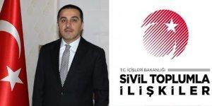 Kars Sivil Toplumla İlişkiler Müdürlüğü Türkiye 2'ncisi oldu