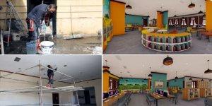 Aynalı Köşk Kültür ve Sanat Merkezi Yenileniyor