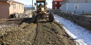 Kars Belediyesi : Yol Çalışmalarımız Devam Ediyor...