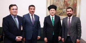 Susuz Belediye Başkanı Oğuz Yantemur, CHP Genel Başkanı Kılıçdaroğlu ile görüştü