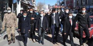 Kars'ta 295 ekip, bin 158 görevli denetim yaptı