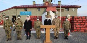 Kars Valisi Türker Öksüz, Türkiye-Ermenistan sınırında