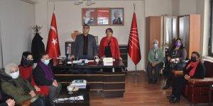 Kars CHP kadınlar için tek ses oldu!