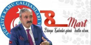 Fedakar Türk Kadını Baş Tacımızdır