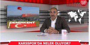 Kars 36 Spor Kulüp Başkanı Muharrem Yıldız'dan önemli açıklama