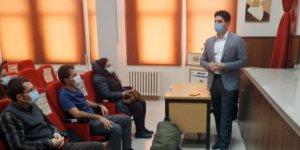 """SERKA ve Arpaçay Halk Eğitimi Merkezi """"Robotik Kodlama"""" projesini hayata geçiriyor"""
