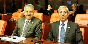 Kars Milletvekilleri Ahmet Arslan ve Yunus Kılıç'ın Polis Haftası mesajı
