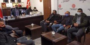 Kars'ta MHP'ye Büyük Katılım