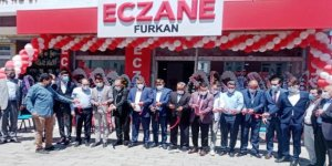 Kars'ta Furkan Eczanesi hizmete açıldı