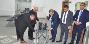 Başkan Altun'un projesine KAI-DER Genel Başkanı Dr. Erdoğan Yıldırım'dan destek