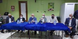 """Ak Parti Gençlik Kolları Paşaçayır Mahallesi'nde """"Gençlik Buluşması"""" düzenlendi"""