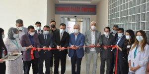 Digor'da Hemodiyaliz Ünitesi hizmete açıldı
