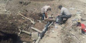 Kars'ın içme suyu altyapısı güçlendiriliyor