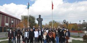 Azerbaycan Kars Başkonsolosluğu, bağımsızlığın 30. yılını kutladı