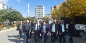 MHP Kars İl Başkanlığı'ndan ilçelere ziyaret