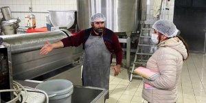 Kars'ta gıda kaynaklı sağlığının korunması denetimleri devam ediyor
