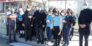 Kars'ta, yaya önceliği denetimi gerçekleştirildi